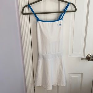 Wilson White Active Dress (tennis dress)